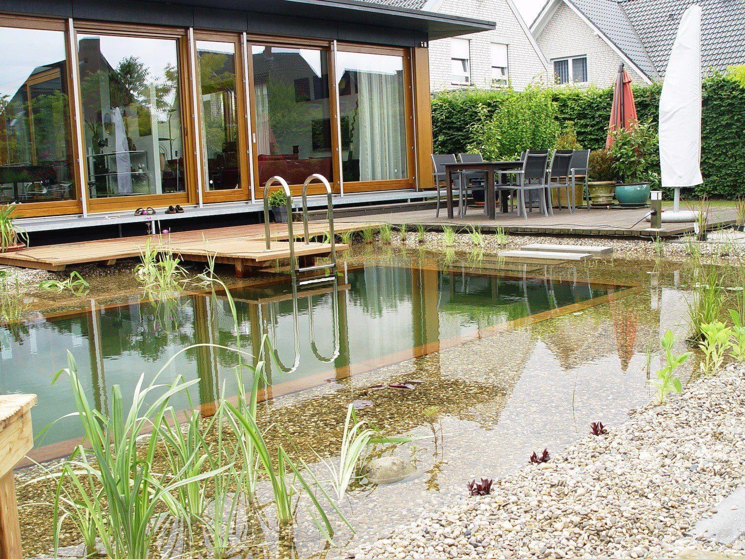 schwimmteiche sind natur pur westfalen erleben. Black Bedroom Furniture Sets. Home Design Ideas
