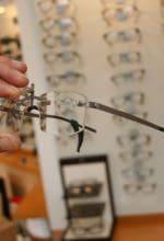 Augenoptik Schlattmann: Gleitsicht auf Probe
