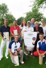 Golfturnier mit weinseligem Ausgang