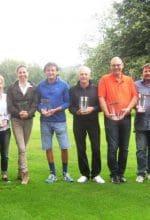 Vierer Clubmeisterschaften im GC Heerhof