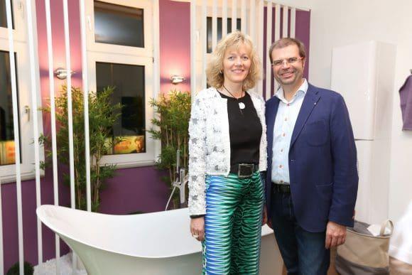 Lisa Pötter und Heinz Hasenkamp