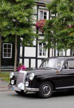 Oldtimer Classic durch das Sauerland