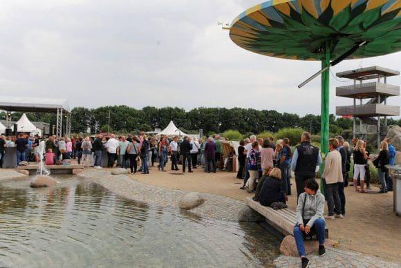 Open Air Konzert im Naturbad Olfen