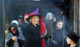 Halloween an der Luisenhütte in Balve - Foto: Dirk Klüppel