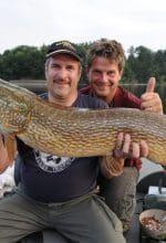 Am Westfälischen Meer ist Zeit für Angler