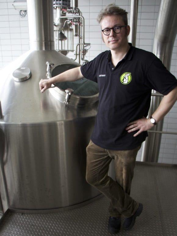Ein Blick in die Münsteraner Gruthaus Brauerei