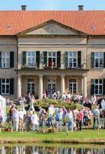 Gartenfestival auf Schloss Harkotten