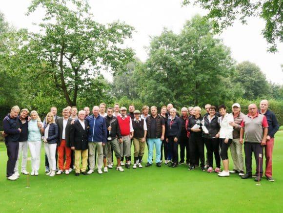 Ein tolles Charity Turnier beim Golfclub Heerhof in Herford mit einem großartigen Ergebnis