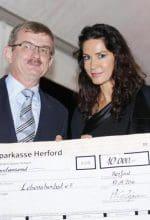 Golfclub Heerhof spendet 10.000 Euro