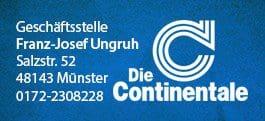 Die Continentale - Geschäftsstelle Franz-Josef Ungruh