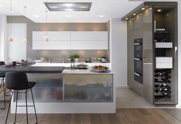 Hetkamp richtet moderne Küchen ein - Fotos: Hetkamp