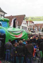 Rietberg: Kürbis-Sonntag mit Bauernmarkt