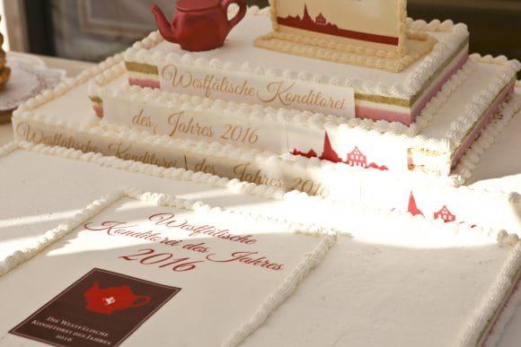 Westfalen Torte Café Telgmann Westfälische Konditorei des Jahres