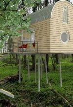 Baumhaushotel soll in Bad Lippspringe entstehen