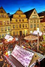 Bielefeld freut sich auf festliche Tage