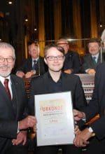 Martin Gregorius gewinnt Orgelwettbewerb