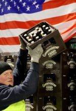 100.000 Glas Landbier auf dem Weg in die USA