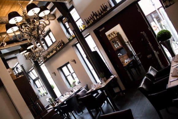 Liebevoll restauriert und zu einer urigen Gaststätte umgebaut: Das Restaurant Achtzehn70 hat ein gemütliches Ambiente