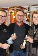Siegerländer Praliné: Fusion Schokolade & Gin