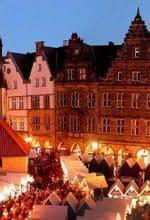 Weihnachtsmärkte in Münster starten