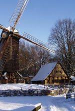 Westfälischer Weihnachtsmarkt auf dem Mühlenhof