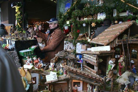Weihnachtsmarkt Waldhof Schulze Beikel