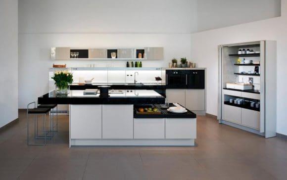 Die Poggenpohl Möbelwerke erhalten für ihr Küchensystem STAGE gleich mehrere Designpreise - Foto: Poggenpohl Möbelwerke