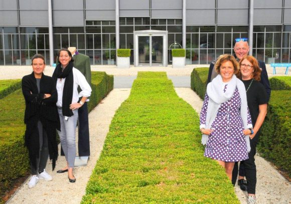 Simone Bruns, Andrea Kummerfeld, Annabelle Gräfin von Oeynhausen-Siertorpff, Jens Aselmeiyer, Angelika Fehring