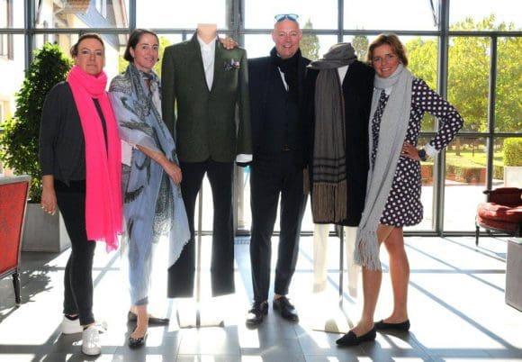 Simone Bruns, Andrea Kummerfeldt, Jens Aselmeiyer, Annabelle Gräfin von Oeynhausen-Sierstopff