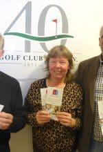 Golfer unterstützen Hospiz mit ihrer Spende