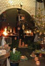 Adventsmarkt eröffnet im LWL-Textilwerk Bocholt