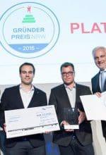 Gründerpreis NRW 2016 geht an Reiseportal