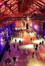 1. EisSalon Ruhr in der Jahrhunderthalle
