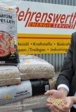 Raiffeisen Bio-Brennstoffe vertreibt Holzbriketts