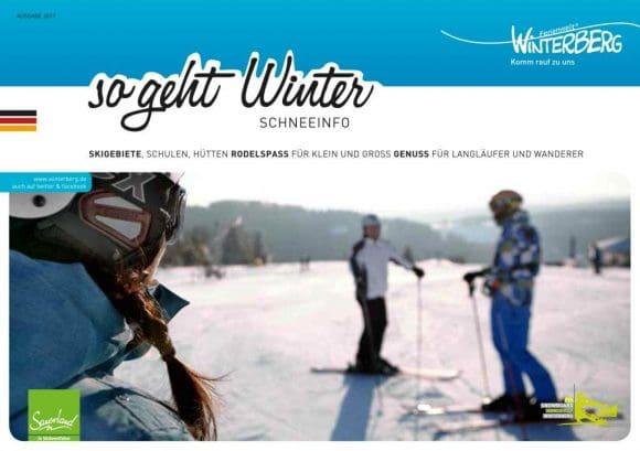Für jeden Wintersportler interessant: Die Ferienwelt Winterberg stellt sich vor - Foto: Ferneienwelt Winterberg