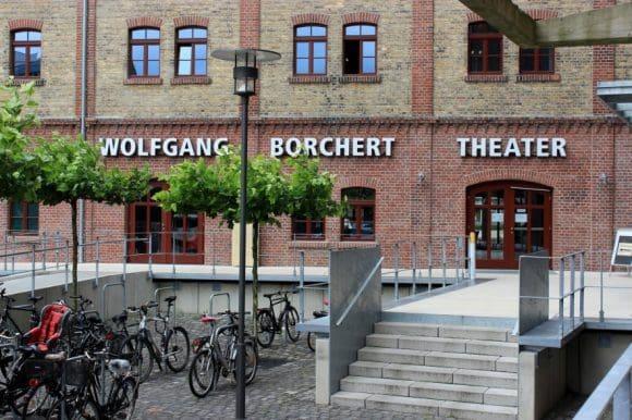 Borchert Theater Geburtstag