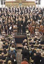 Mehr als 1.000 Zuhörer bei MJO-Konzerten