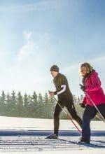 Wintersport-Arena: Riesiges Wintersportangebot
