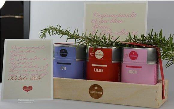 Westfalen schenken Valentinstag NRW Geschenk kaufen bestellen hochwertig Gewürzset