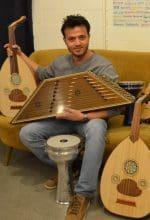 Schuhfabrik: Musikinstrumente neu im Inventar