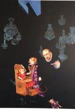 Galerie Hoffmann: Gemälde von Sala Lieber