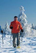 Beste Bedingungen für Wintersport