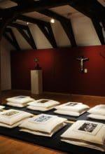 Fotoinstallation im Museum Abtei Liesborn