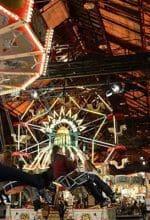 Historischer Jahrmarkt in der Jahrhunderthalle