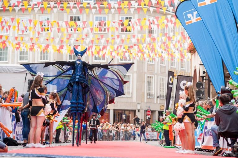 Volksbank-Münster-Marathon lockt viele Zuschauer
