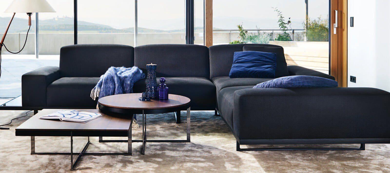 Neueste Polstermöbel-Trends bei Christmann • Westfalen erleben
