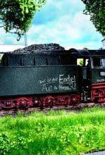 Bad Driburger Dampflokomotiven geht Feuer aus
