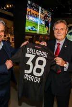 Deutsches Fußballmuseum erhält Bellarabi-Trikot