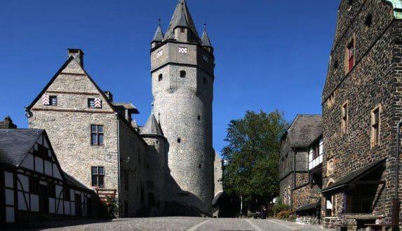 Thementag Schokolade auf der Burg Altena