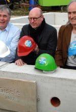 Münster: Grundstein für das Kulturquartier gelegt